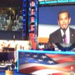 Antonio Villaraigosa, mayor of Los Angeles and chair of the Democratic National Convention, speaks at the 2012 Democratic National Convention in Charlotte, North Carolina.