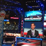 Los Angeles Mayor and DNC Chair Antonio Villaraigosa addresses DNC delegates. (TheBurtonWire.com)