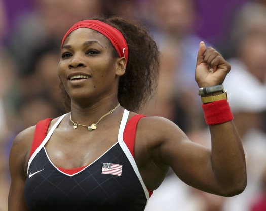 Tennis legend Serena Williams returns to her number one world-ranking. (Google Images)
