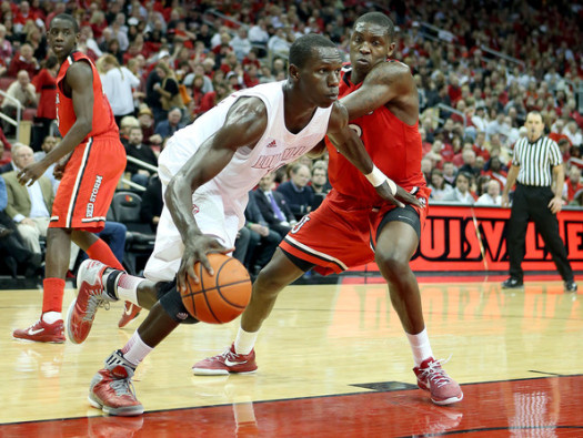 Senegal's Gorgui Dieng will help Louisville try to win another NCAA national championship. (Google Images)