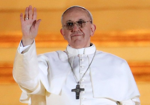 Is Pope Jorge Mario Bergoglio a.k.a. Pope Francis I really the first Latino Pope? (Google Images)