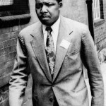 Mandela was arrested for treason in 1956. (Google Images)