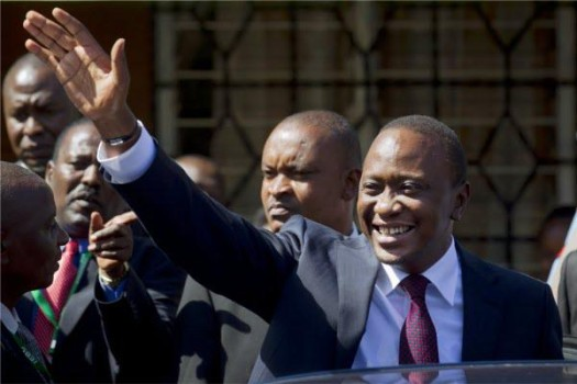 The ICC says Kenya's president-elect Uhuru Kenyatta will still stand trial despite charges being dropped against his co-conspirator in the case. (Google Images)