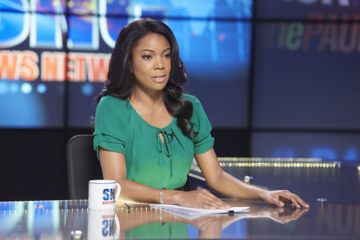 Actress Gabrielle Union stars in BET's 'Being Mary Jane,' an original program created by Mara Brock Akil.  (Photo Credit: BET PR)