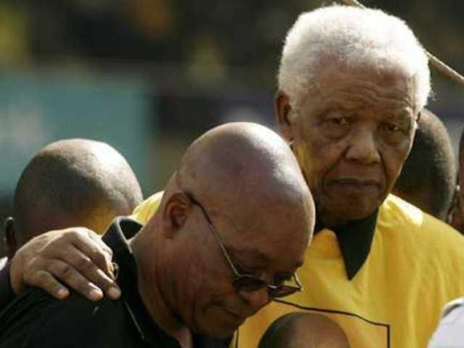 Reports that Mandela's family has banned visits from the ANC and other government officials have been rebuffed. (Google Images)