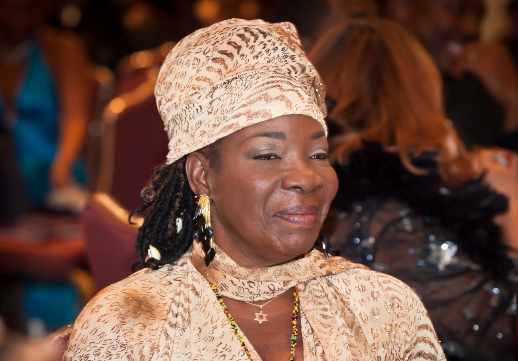 Jamaican Rita Marley is being honored by Ghana with citizenship. (Photo Credit: Google Images)