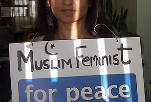 Can Muslim women be feminists?  (Photo Credit: Google Images)