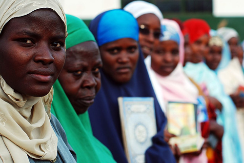 Rwanda has the highest percentage of women in its national legislature in all of Africa.  (Photo credit: ThePolitic.org)