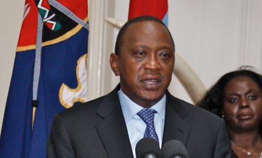 Kenyan President Uhuru Kenyatta will now be required to be physically present during his trial slated for February 5, next year.  (Photo Credit: Google Images)