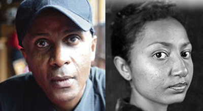 Jailed Ethiopian journalists Eskinder Nega and Reeyot Alemu (Photo Credit: Google Images)