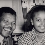 Nelson and Winnie Mandela during happier times. (Google Images)
