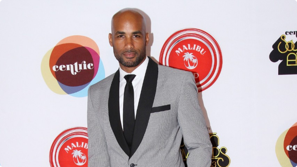 Boris Kodjoe served as a producer of the 2013 BET/Centric Soul Train Music Awards. (Photo Credit: BET)