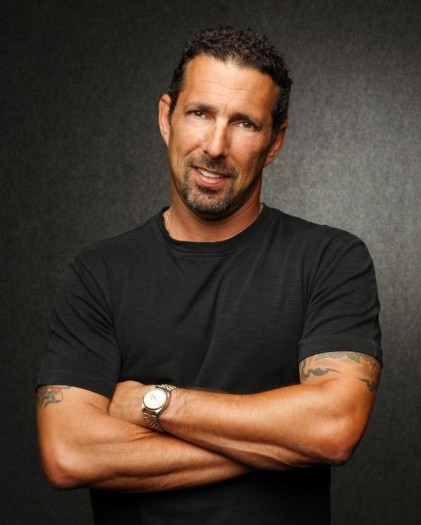 Comedian Rich Vos was the first white comedian to perform on Russell Simmons' Def Comedy Jam.  (Photo Credit: Google Images)