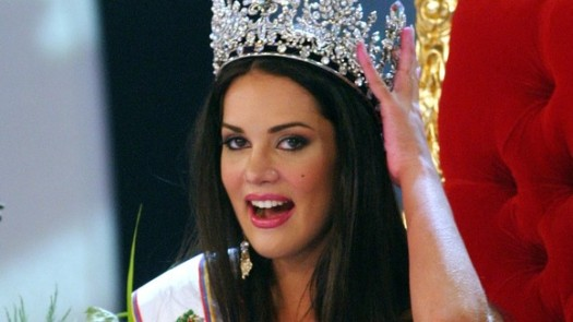 Former Miss Venezuela Monica Spear Mootz was killed during a robbery on a highway in Venezuela. (Photo Credit: Google Images)