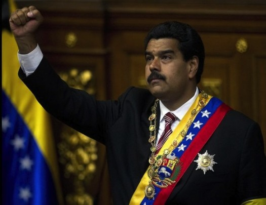 Venezuelan president Nicolas Maduro has severed economic and political ties with Panama.  (Photo Credit: Google Images)