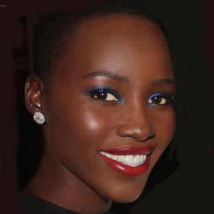 Academy award-winning actress Lupita Nyong'o has been named the new face of Lancôme.  (Photo Credit: Google Images)