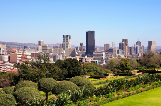 South Africa's capital city of Pretoria. (Photo Credit: Google Images)