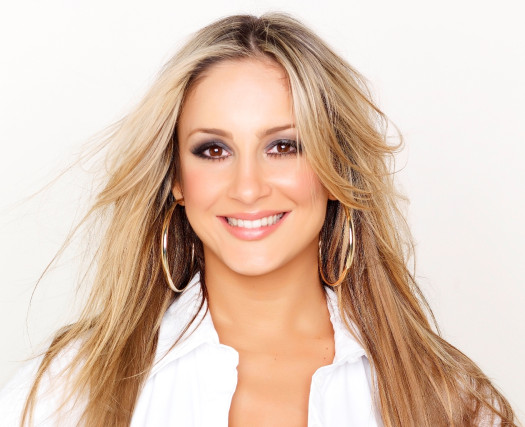 Brazilian superstar Claudette Leitte.  (Photo: Google Images)