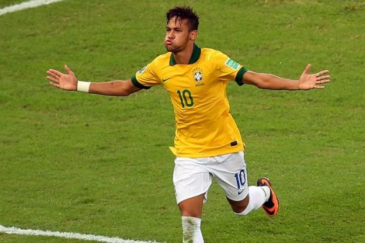 Brazilian soccer star Neymar. (Photo Credit: Google Images)