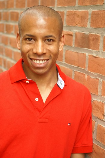 Award-winning Playwright Darren Canady.  (Photo Credit: Kris Rogers)