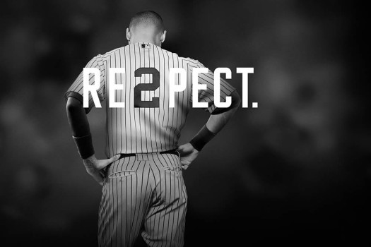Retiring Yankees captain Derek Jeter appears in RE2PECT Jordan Brand Ad. (Screen Grab)