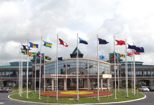 Caricom Headquarters in Georgetown, Guyana. (Photo Credit: Google Images)