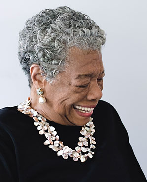 Dr. Maya Angelou. (Photo Credit: Google Images)