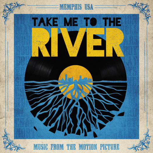 'Take Me to The River' chronicles the centrality of Memphis music to American culture. (Photo: CD Cover)