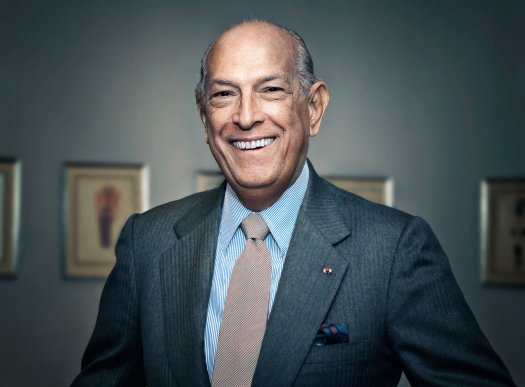 Iconic fashion designer Oscar de la Renta dies at 82. (Google Images)