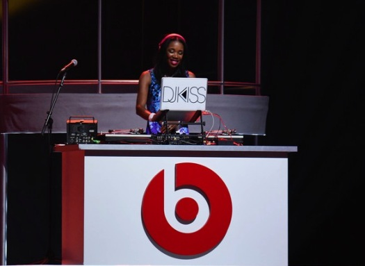DJ Kiss spins songs at 'The Life You Want' Weekend Tour.  (Google Images)