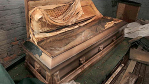 Emmett Till's Casket will be housed at the Smithsonian Museum of African American History and Culture. (Google Images)