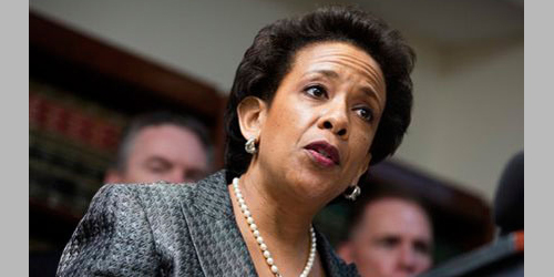 U. S. Attorney Loretta Lynch (Photo Credit: BCNN1WP.wordpress.com)