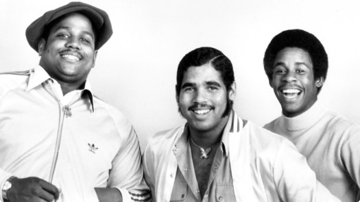"Founding member of the Sugar Hill Gang, Henry 'Big Bank Hank' Jackson (l) has passed away. (Also pictured: Michael ""Wonder Mike"" Wright (c) and Guy ""Master Gee"" O'Brien (r).  Photo Credit: Google Images"