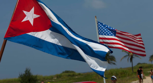 US and Cuban governments to normalize relations. (Google Images)