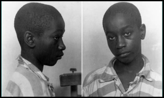 George Stinney, Jr., 14, was executed for crimes he did not commit. (Google Images)