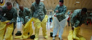 U.S. troops fighting Ebola will return from West Africa. 