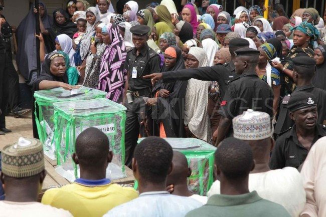 Nigerian elections are monitored by the national assembly. (Photo: Google Images)