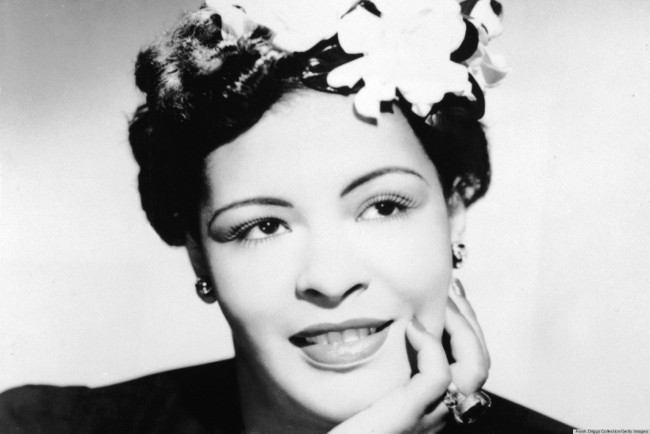 The Apollo Theater honors jazz legend Billie Holiday on her 100th birthday.  (Photo: Google Images)