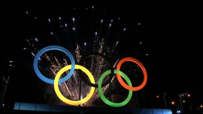 The Olympic Rings for the 2016 games have arrived in Rio de Janeiro, Brasil.  (Photo: Google Images)