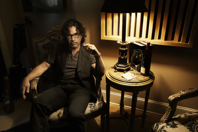John Oates, one half of Hall & Oates, the most successful duo in rock music history. (Photo Credit: Sean Hagwell)