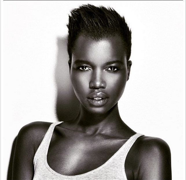 Model and humanitarian Nykhor Paul. (Photo: Instagram)