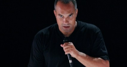 Award-winning actor, director and playwright Roger Guenveur Smith.