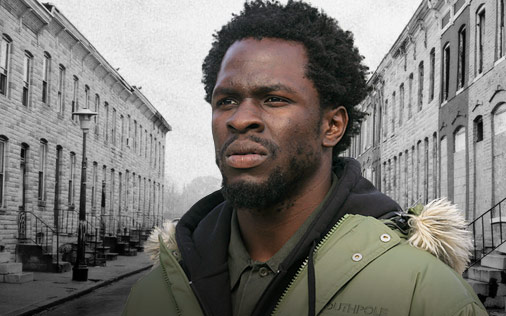 Gbenga Akinnagbe starred in HBO's 'The Wire' as Chris Partlow. (Photo: Google Images)