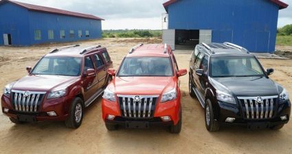 Kantanka Group has launched Ghana's first automobiles.  (Photo: Google Images)