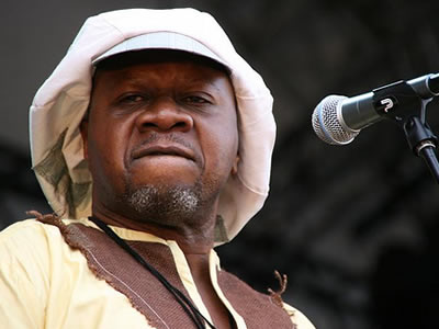 Congo and style star Papa Wemba has died. (Google Images)
