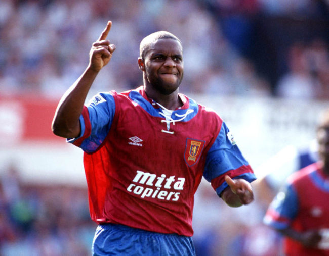 Ex-footballer Dalian Atkinson died after being tasered by the police. (Photo: Google Images)