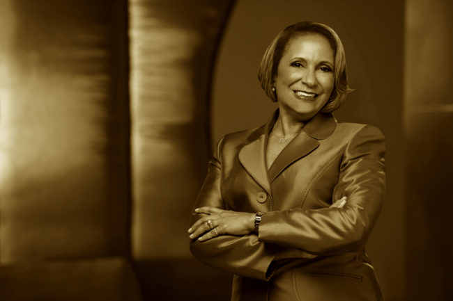 Radio One founder Cathy Hughes. (Photo: Radio One)