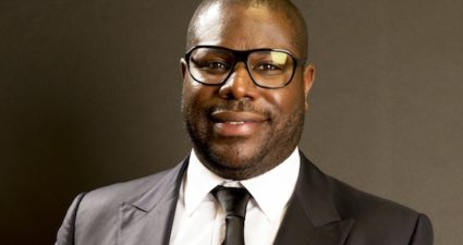 Film director and screenwriter Steve McQueen receives BAFTA's highest honor. (Photo: Google Images)
